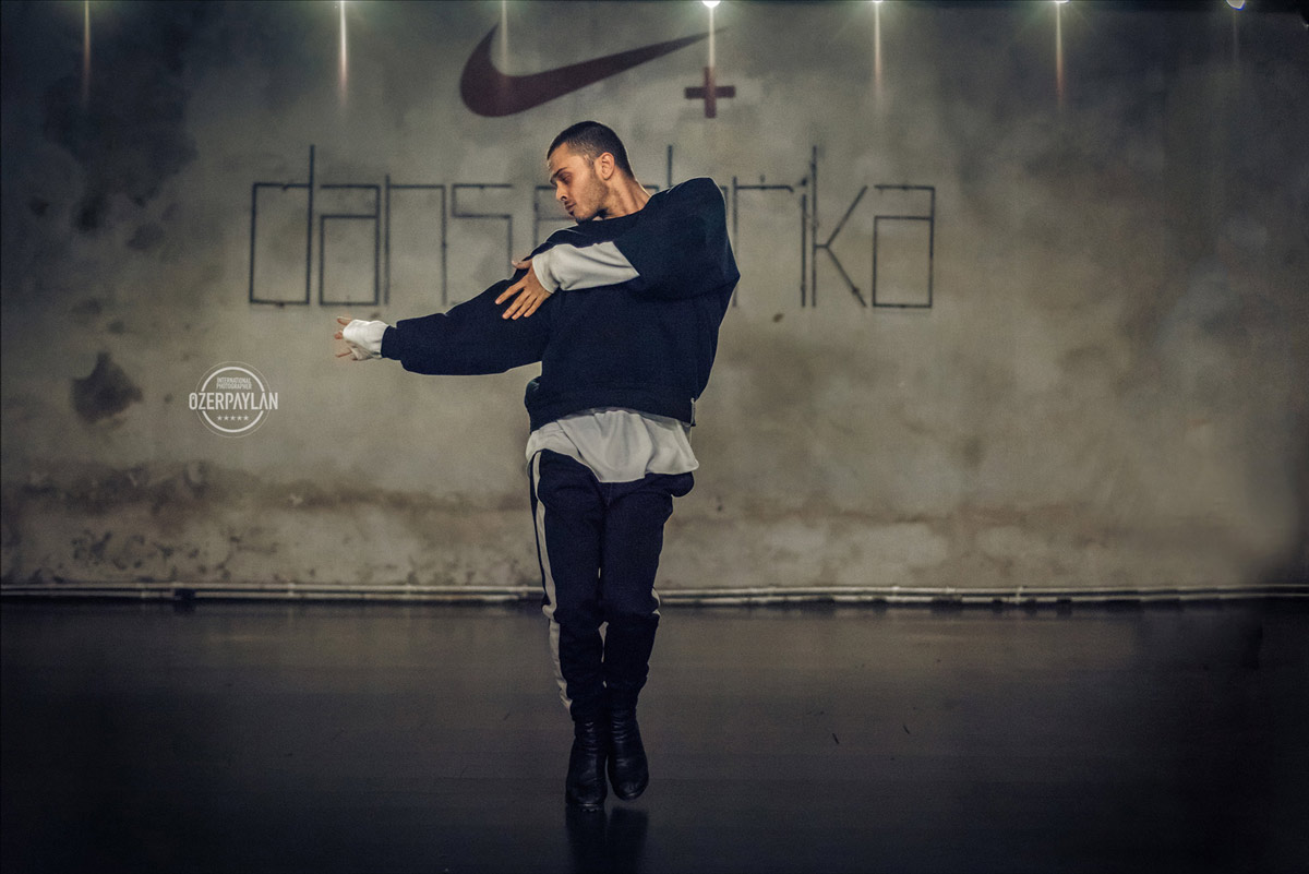 Shooting with Dance Factory